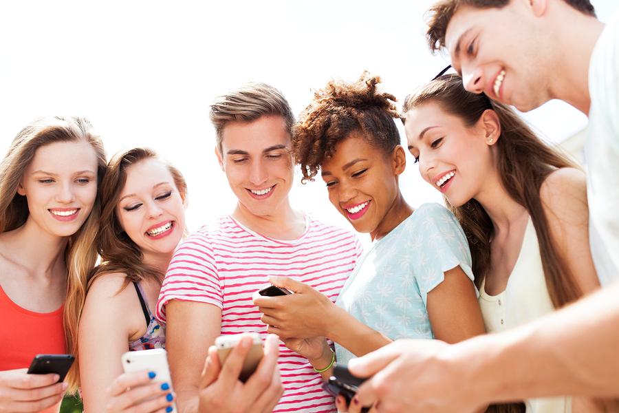 Los jóvenes pueden desinhibirse en Snapchat al no ser un perfil público.